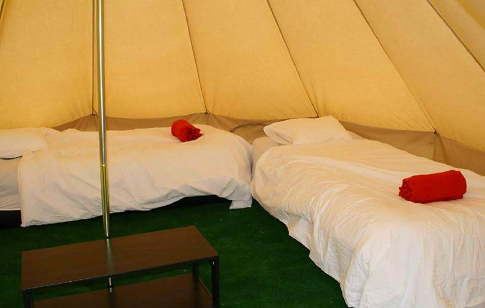 bell-tents-interior